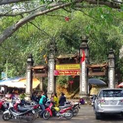 tay phuong pagoda hanoi 1