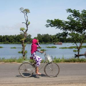 cycling mekong delta, an giang