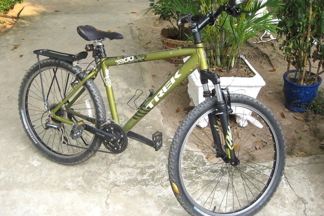 mountain bike, trek bicycle, hanoi
