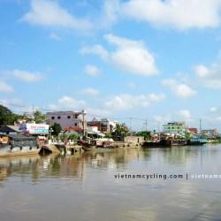 tra vinh mekong delta vietnam