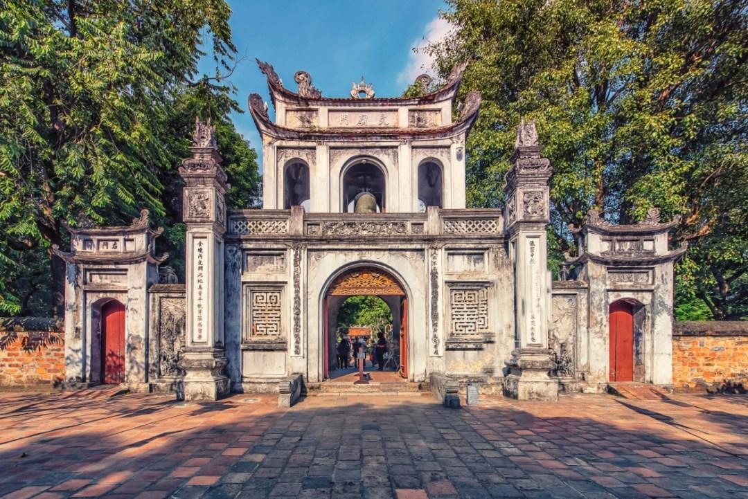 Temple of Literature Hanoi   History, Hours, Ticket, Dress Code