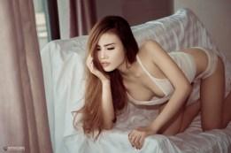 anh hotgirl sexy trong phòng ngủ 02