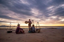 Ảnh buổi sáng ở biển Phan Thiết 6