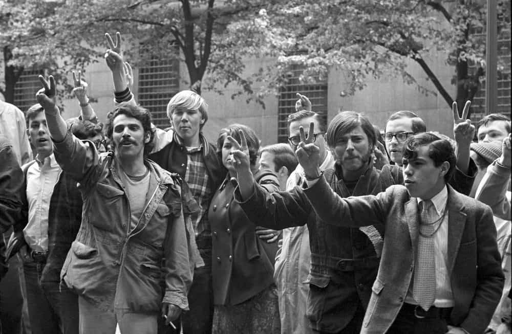 The Missing History of the Columbia '68 Protests