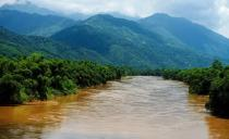 Immense rivers