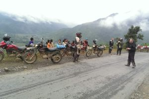 Vietnam motorbike tour to Central Highlands and Beach