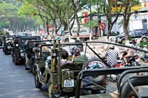 Saigon Jeep tour by Jeep, Vietnam jeep trip