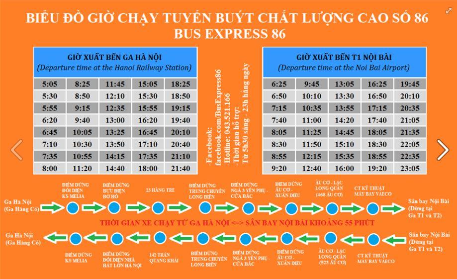 timetable-bus-86-noi-bai-airport-hanoi