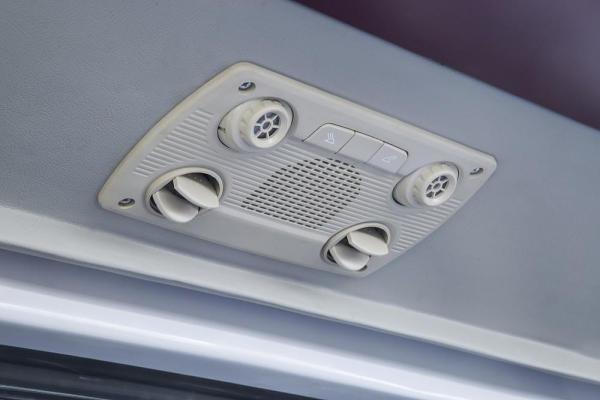 Lotus express train air conditional