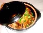 Rice hot pot (2)