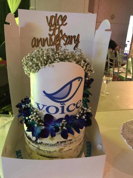 VOICE Australia sinh nhật tròn 5 tuổi