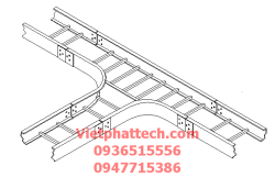 Thang cáp (cable ladder) 300x100 11
