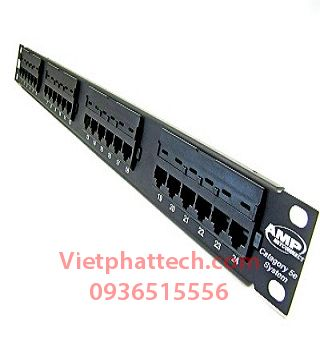 Patch panel AMP_result