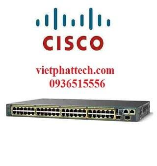 Switch chia mạng Cisco SF300 48 cổng 2