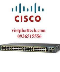 Switch chia mạng Cisco SF300 48 cổng 4