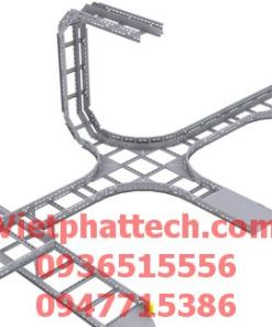 Thang cáp (cable ladder) 300x100 9