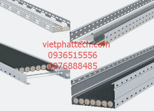 Cable tray, khay cáp 200x100 2