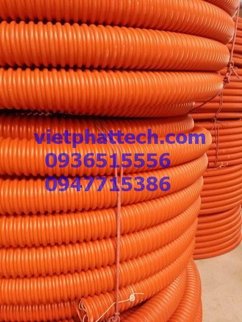 Ưu điểm của ống nhựa HDPE chuyên dùng cho cáp ngầm 1