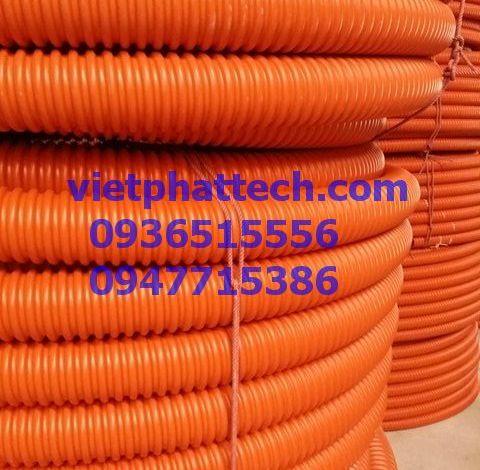 Ưu điểm của ống nhựa HDPE chuyên dùng cho cáp ngầm