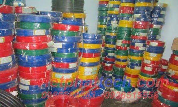 Bảng giá dây điện Trần Phú