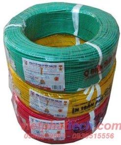 Dây điện đơn mềm Trần Phú