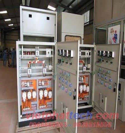 Thiết kế lắp đặt tủ điện