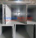 Máng cáp 150x150 sơn tĩnh điện