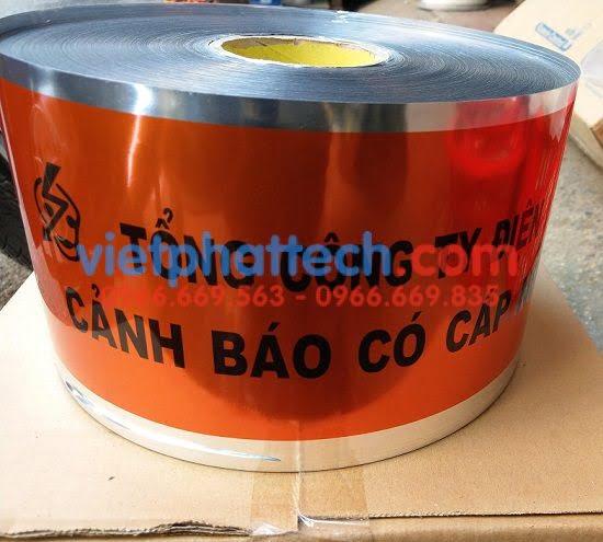 Bang cảnh báo cáp ngầm Việt Phát