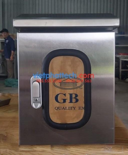 Vỏ tủ điện inox 304 210
