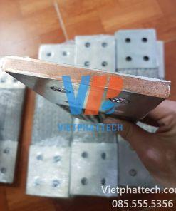 Thanh nối đồng bện 350x100x10mm cho máy bến áp 26