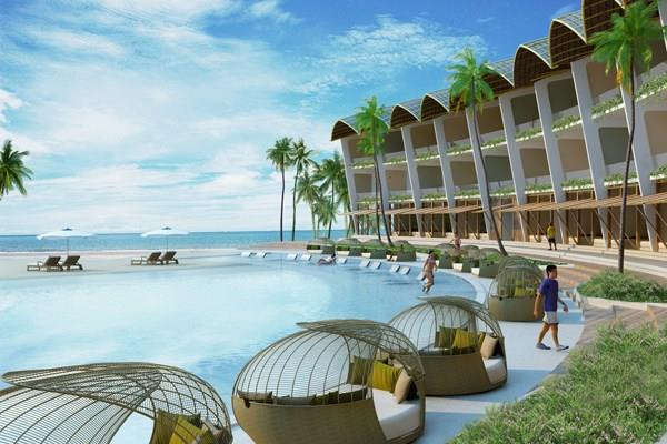 the shell resort phu quoc, the shell resort