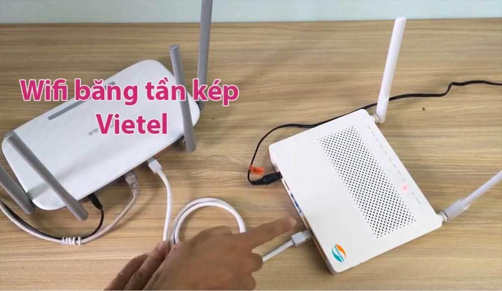 Wifi bang tan kep ViettelCare gioi thieu