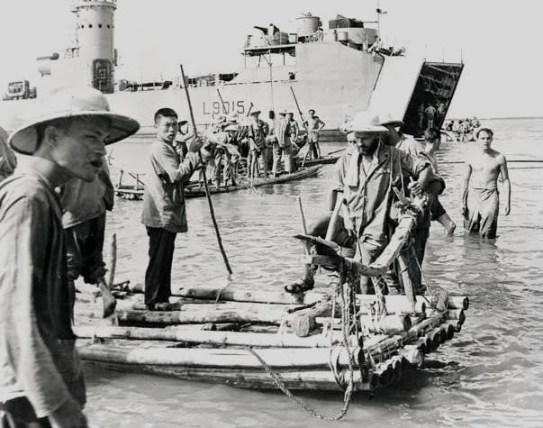 Đồng bào Công giáo ở miền Bắc đi cư vào Nam - 1954