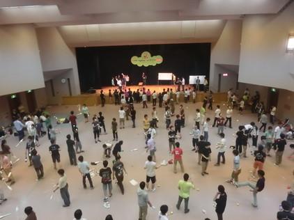 ( C ) 関西ジャグリング協会 http://jugglingdayinfall.jimdo.com