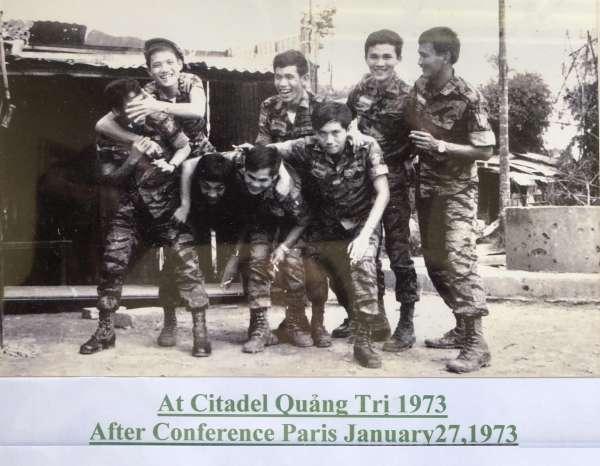 Quang Tri 1973 TQLC QLVNCH
