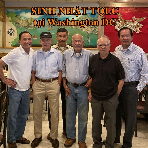 SINH NHẬT TQLC tại Washington DC