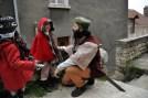 Le Grand Maître du jeu est aussi l'ami des enfants...