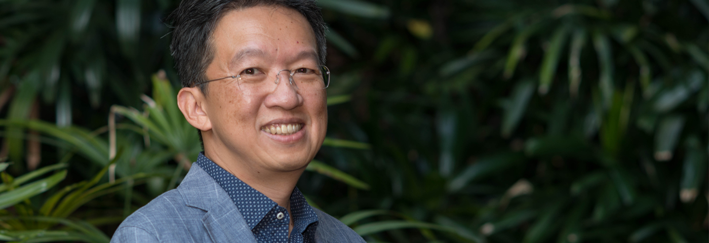 Leaders with Substance: Philip Ho