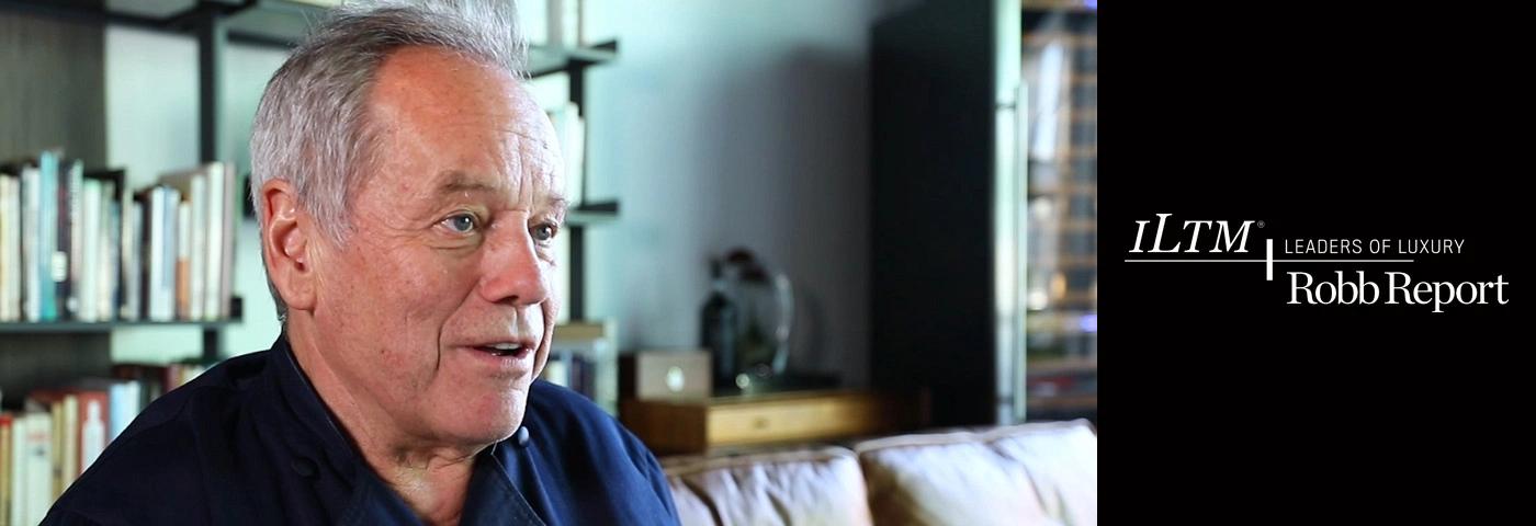 Leaders of Luxury Series: Wolfgang Puck
