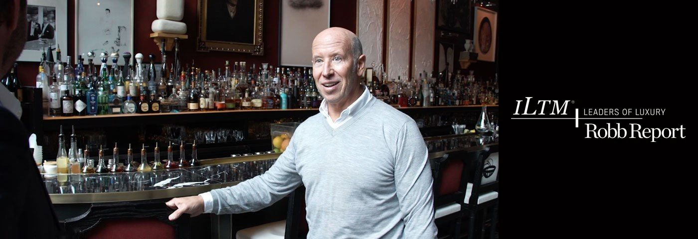 Leaders of Luxury Series: Barry Sternlicht