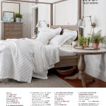 Pottery Barn Spring 2018 D1 Farmhouse Canopy Bed Queen Espresso