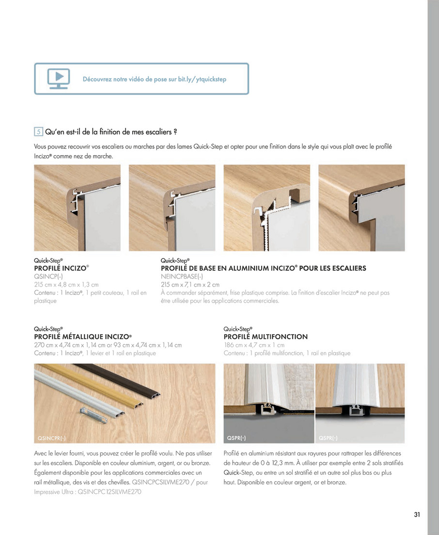 Carpetright Qs Laminate Brochure French Pagina 30 31 Created With Publitas Com