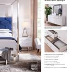 American Signature Furniture 2020 Spring Concerto Nightstand White