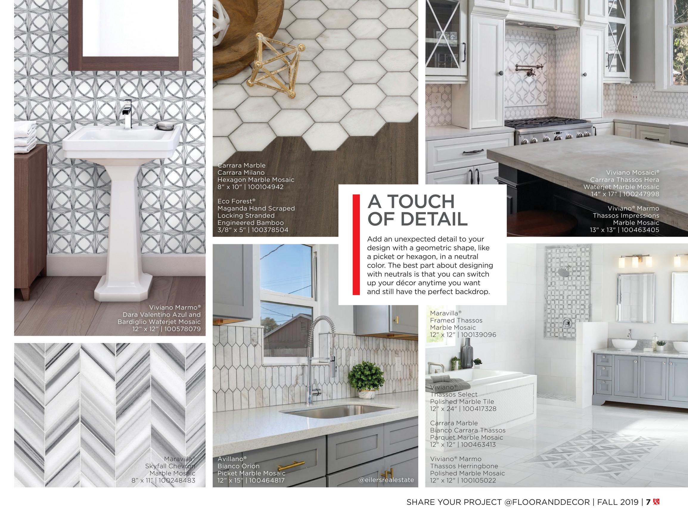 dolomite premium facet polished marble