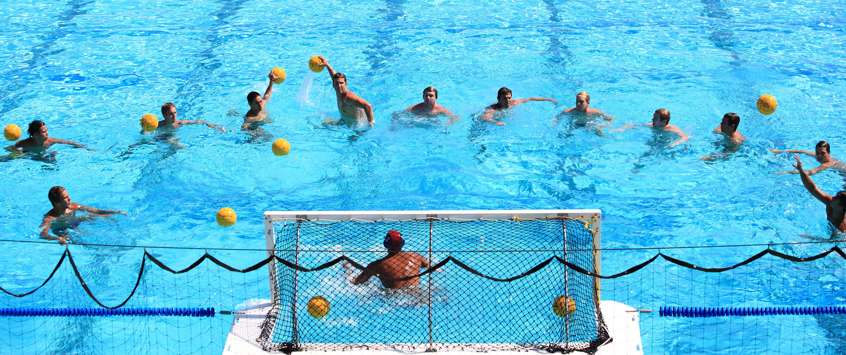 Water polo team