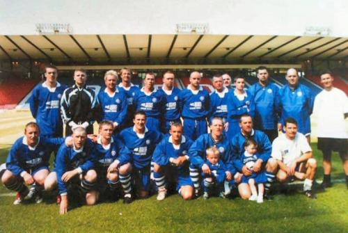 Scottish Cup 2003/4