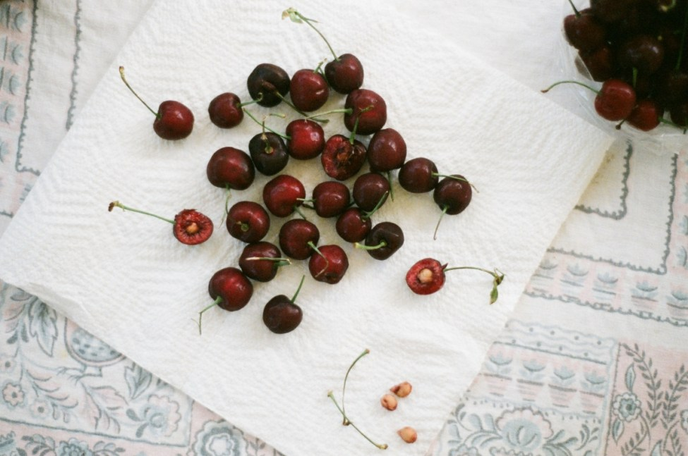 cherries | Nikki Gardner