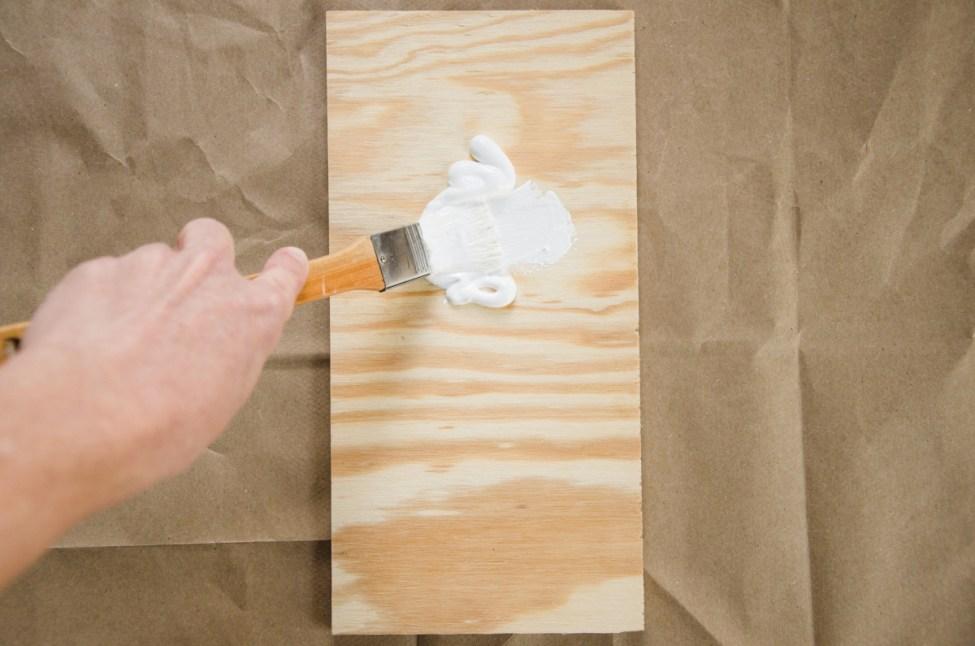 Polaroid Wood Transfer 2 | Nikki Gardner