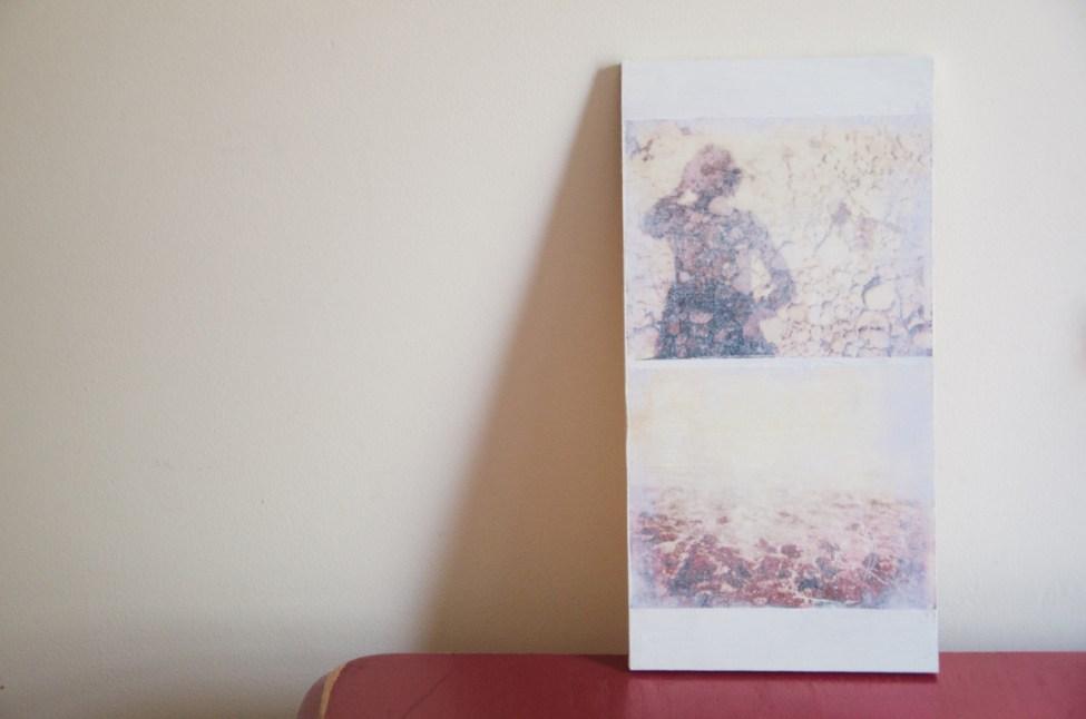 Polaroid Wood Transfer 8 | Nikki Gardner