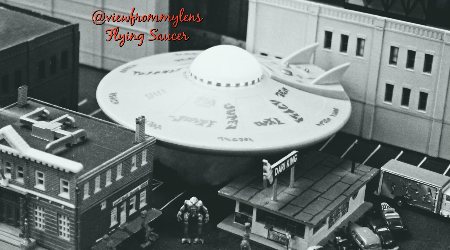 Flying Saucer #178